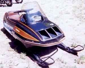 1979 Pantera 5000 1986 Panther 500